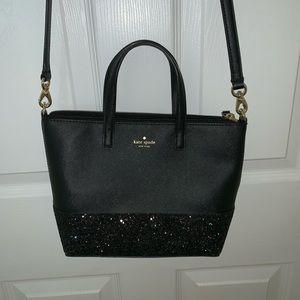 Sparkly Kate Spade purse